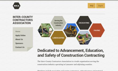 GoICCA Website Redesign
