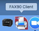 How to Fax using FAX90 Client