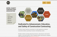 GoICCA Website Redesign
