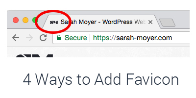 Add Favicon